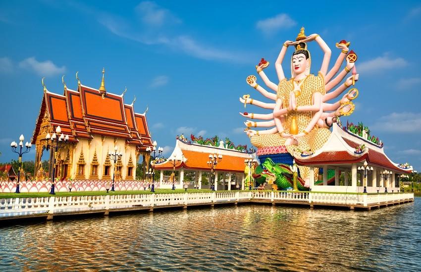 Koh Samui Shiva Temple