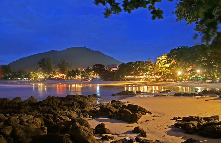 Phuket Night Scene