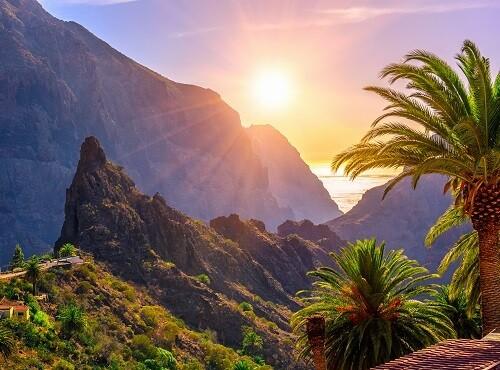 Canyon Masca, Tenerife