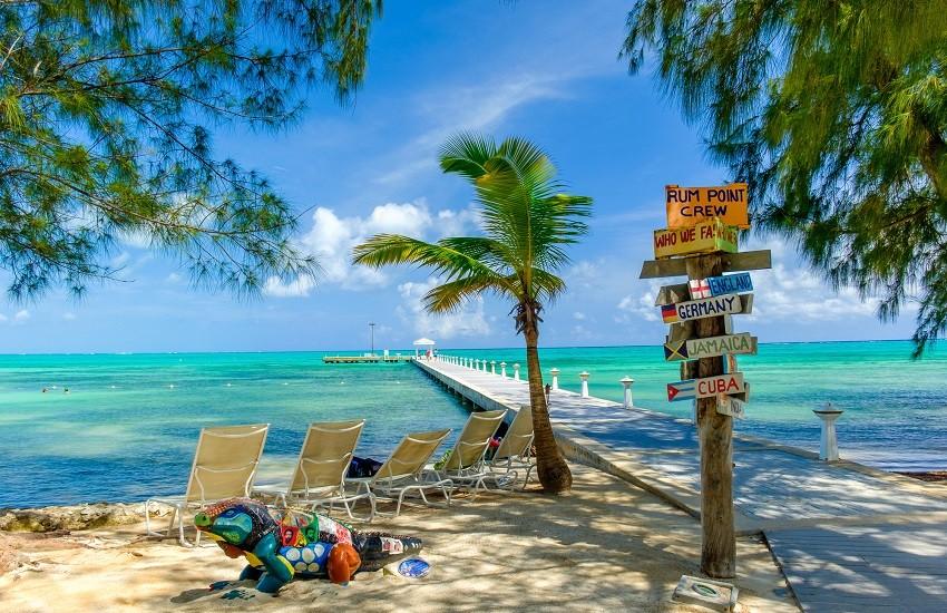 Caymans Rum Point