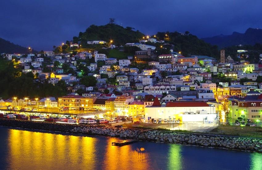 Grenada St George Night
