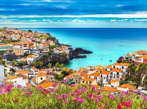 Camara de Lobos, Madeira