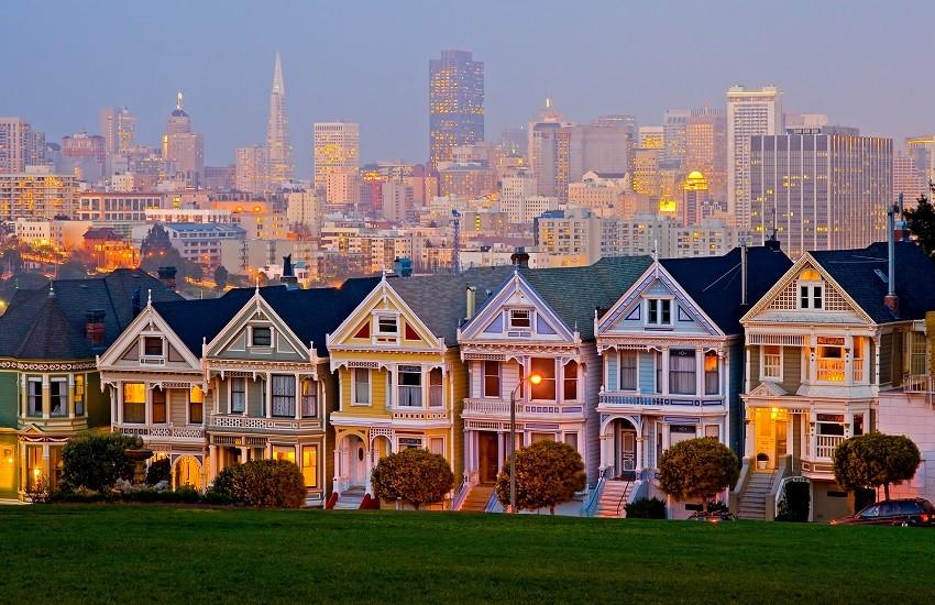San Fransisco Houses