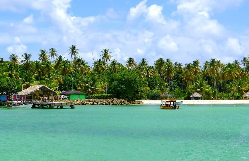 Tobago Coastline