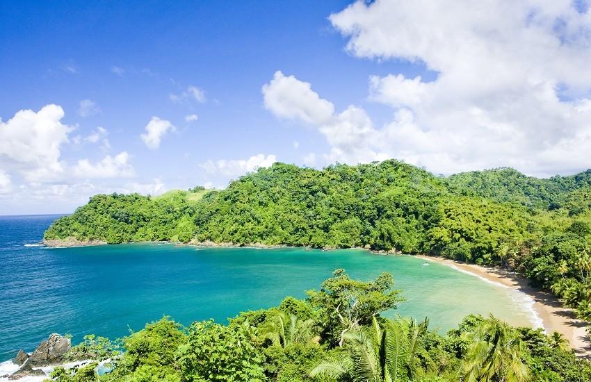Tobago Englishmans Bay