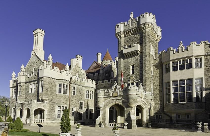 Toronto Caso Loma Castle