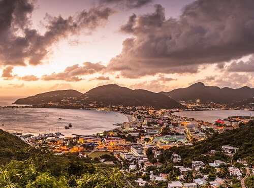 Philispburg, Sint Maarten