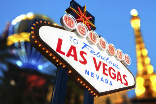 Las Vegas sign. Image: Thinkstock,