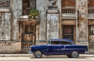 Classic American car in Cuba. Image: Thinkstock.