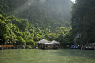 Halong Bay has a rich culture. Image credit: Thinkstock.