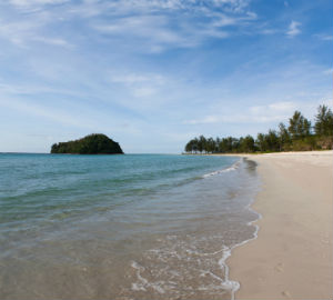 Kelambu Beach. Image Thinkstock.
