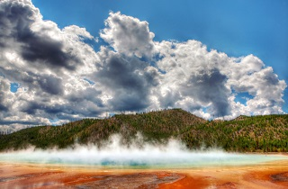 Yellowstone National Park, image by Thinkstock/iStock
