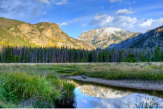 Rocky Mountains National Park, image by Thinkstock/iStock