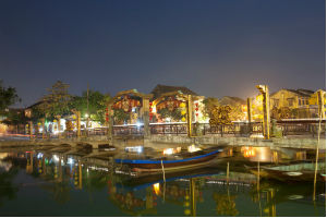 Hoi An by night, image by Thinkstock/iStock