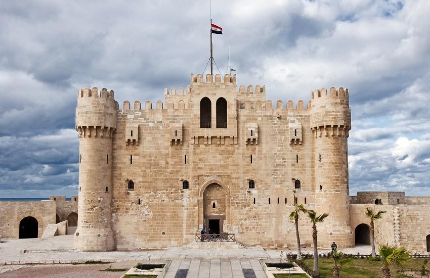 Alexandria Quatbay Castle