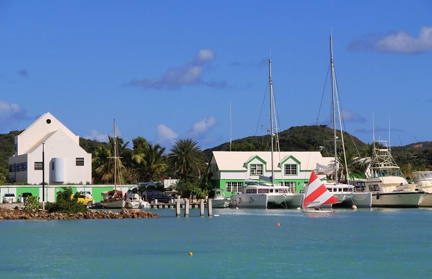 Antigua Falmouth Harbour