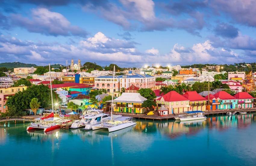 St. John's Antigua and Barbuda