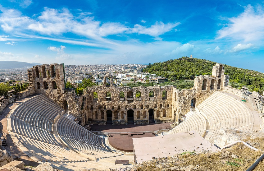 Athens Ancient Theatre