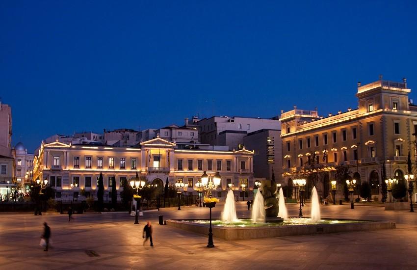 Athens Kotzia Square