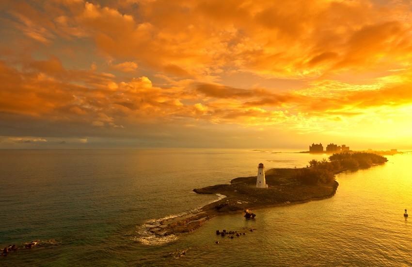 Bahamas Sun Rise