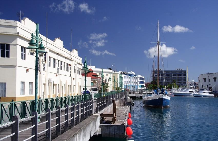 Barbados Harbour