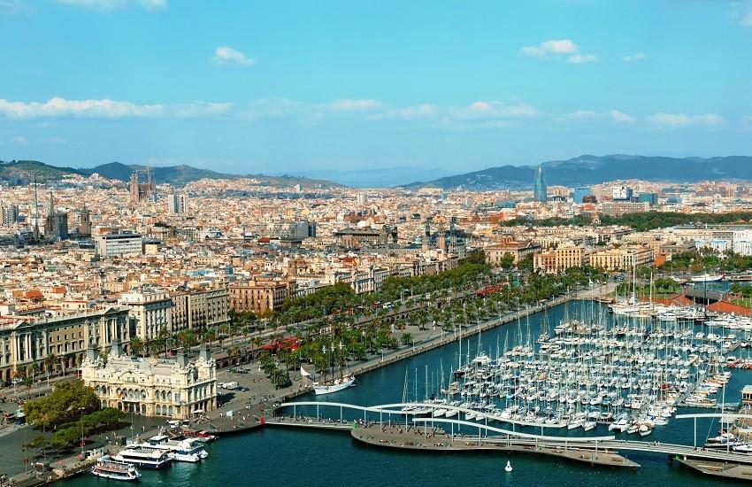 Barcelona Boat Port