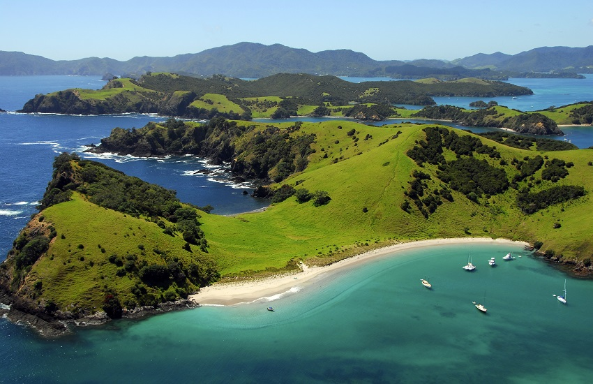 Bay Of Islands Beaches