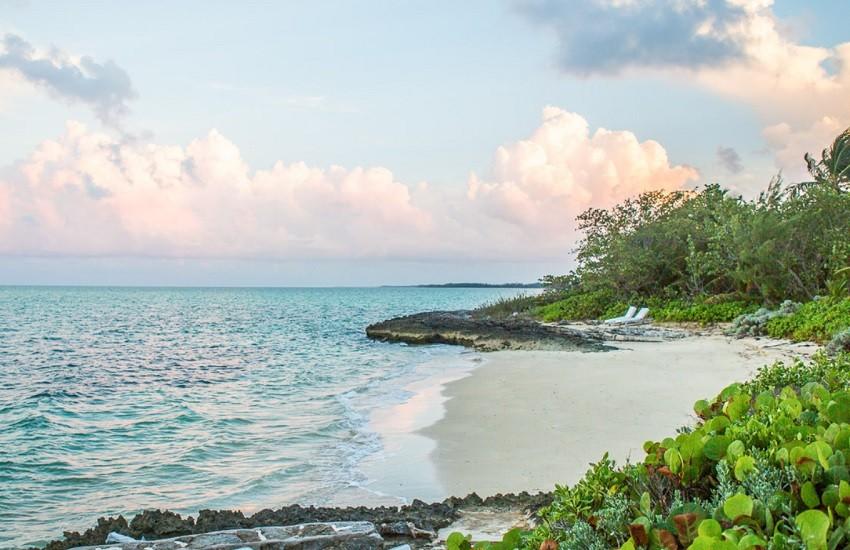 Beach Private Cove