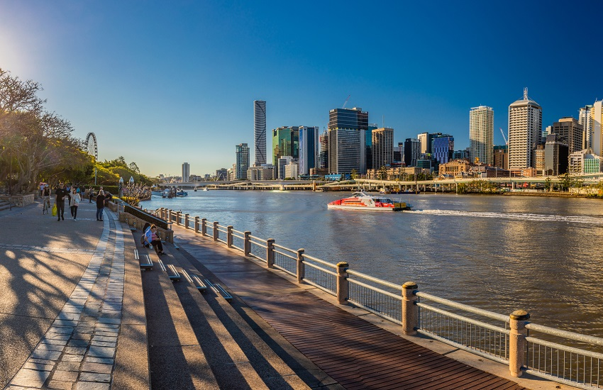 Brisbane Boardwalk