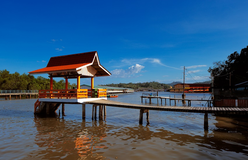 Brunei Water Village