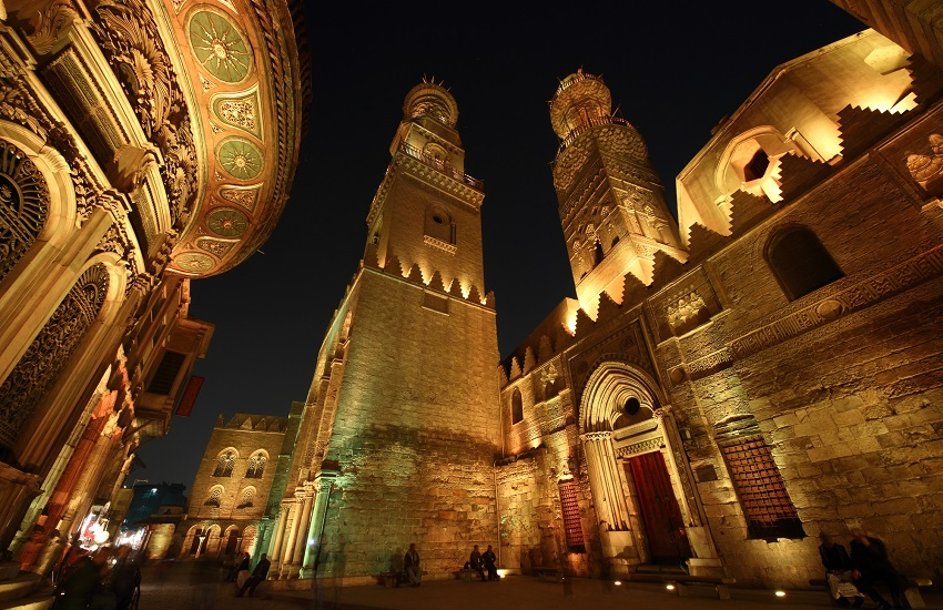 Cairo Moez Street