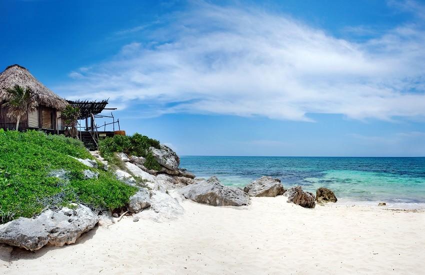 Cancun Beach Hut
