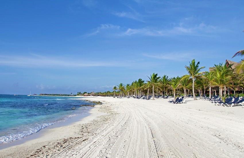 Cancun Riviera Maya Beach