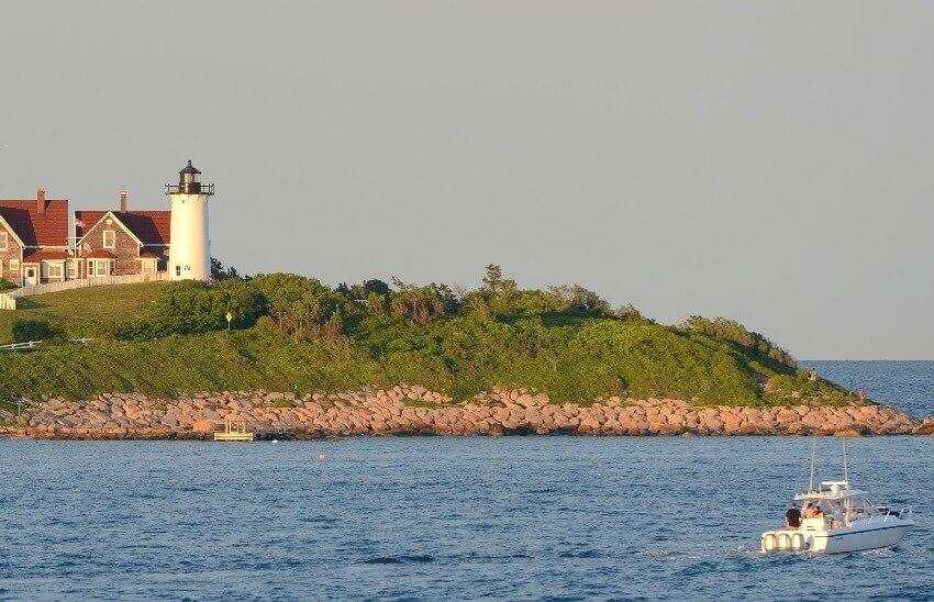 Cape Code Nobska Lighthouse