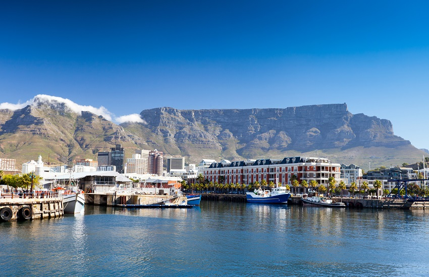 Cape Town VA Waterfront
