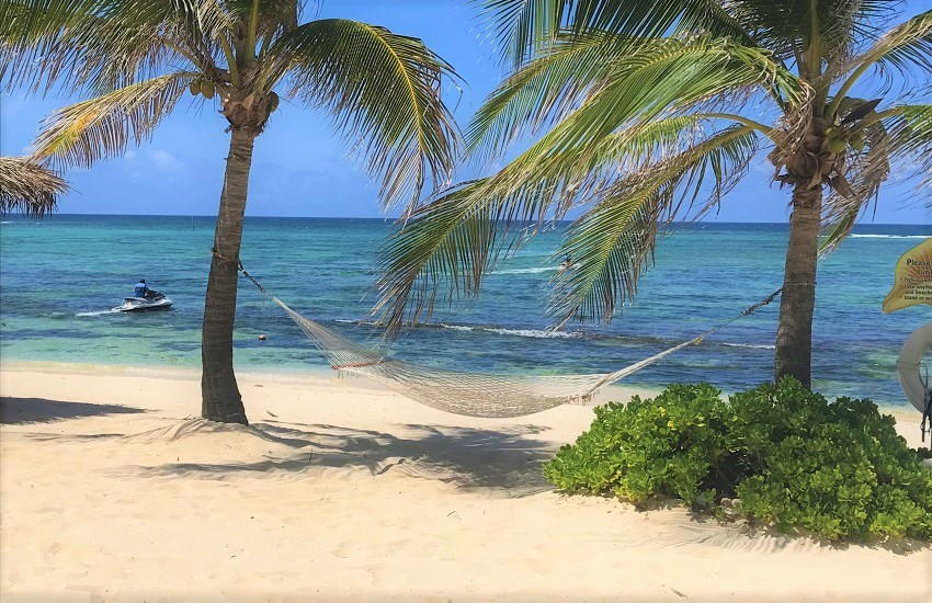 Caymans Seven Mile Beach