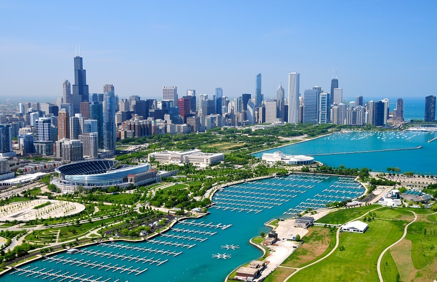 Chicago Marina