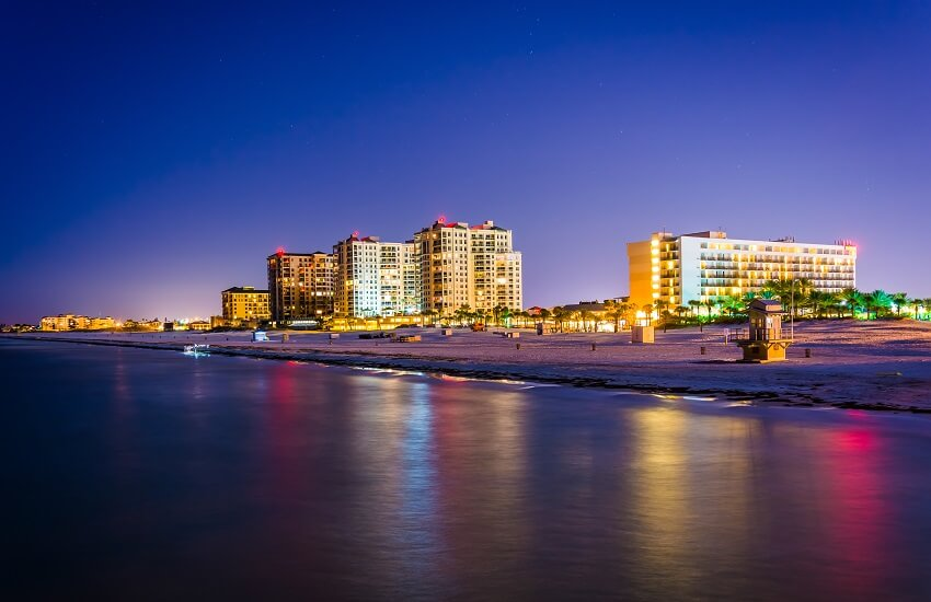 Clearwater Beachfront