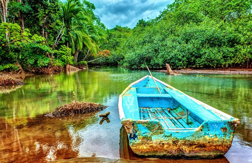 Costa Rica Lake