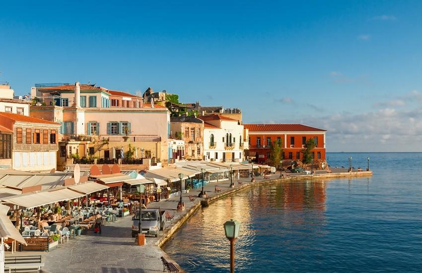 Crete Lake Voulismeni