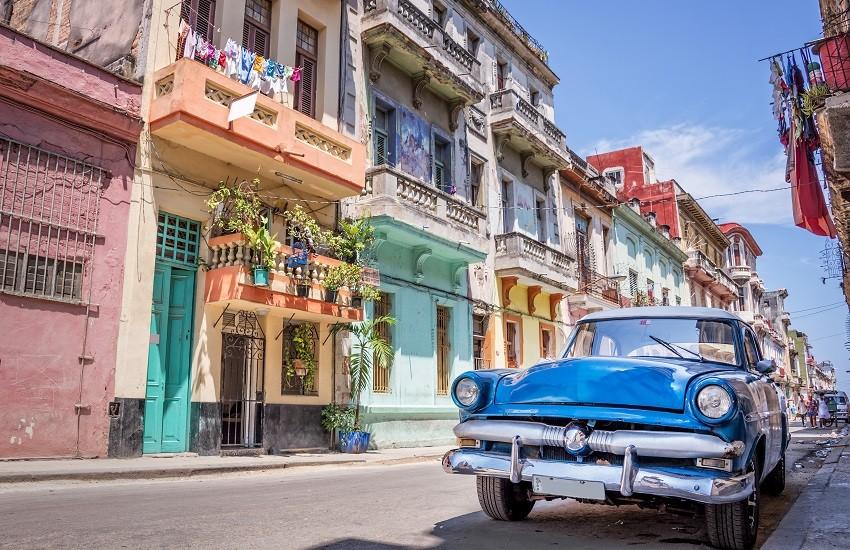 Cuba Havana Cars