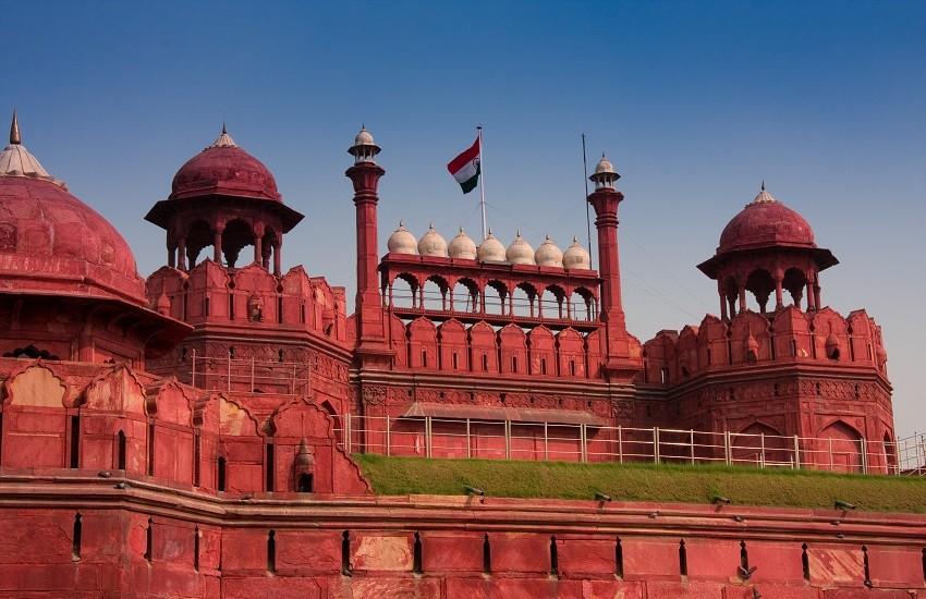 Delhi Red fort