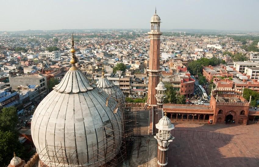 Delhi city