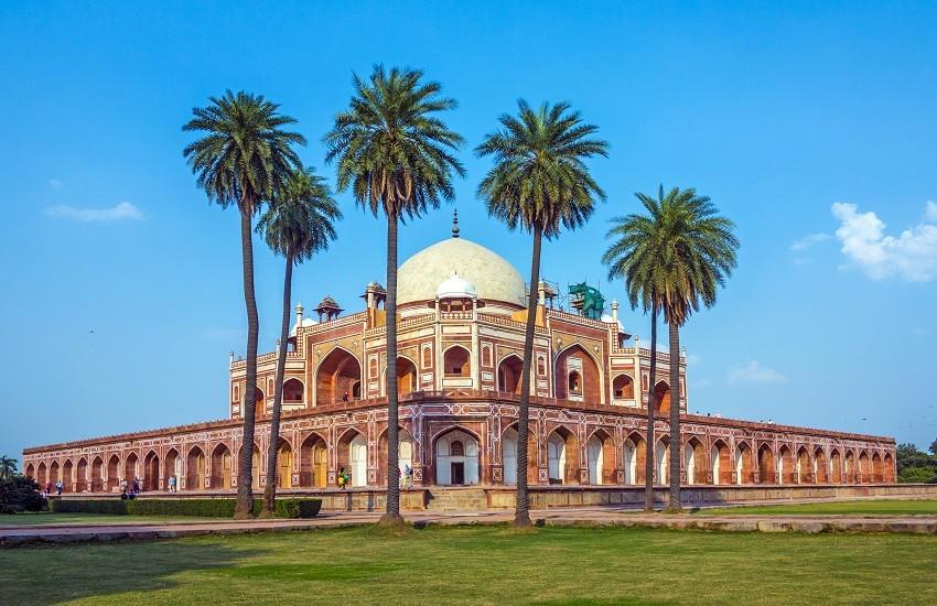 Delhi Humayuns Tomb