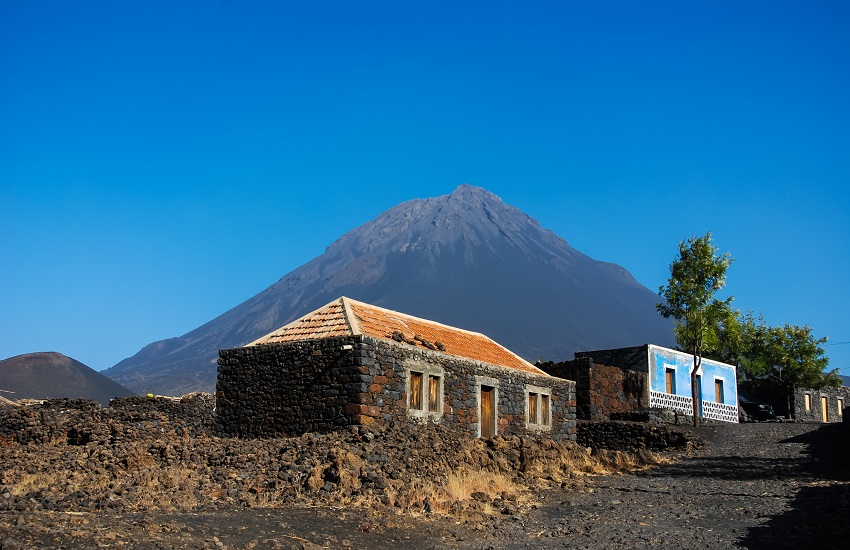 Fago Volcano