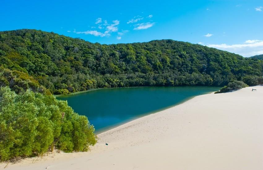 Fraser Island Lagoon
