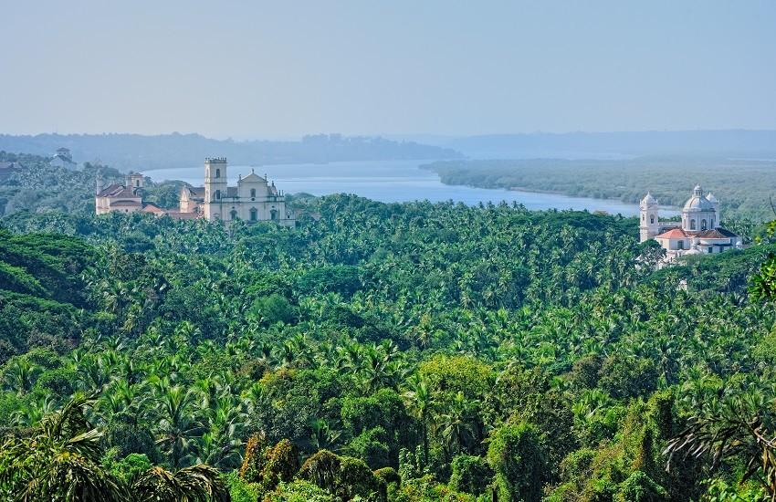 Goa Lanscape
