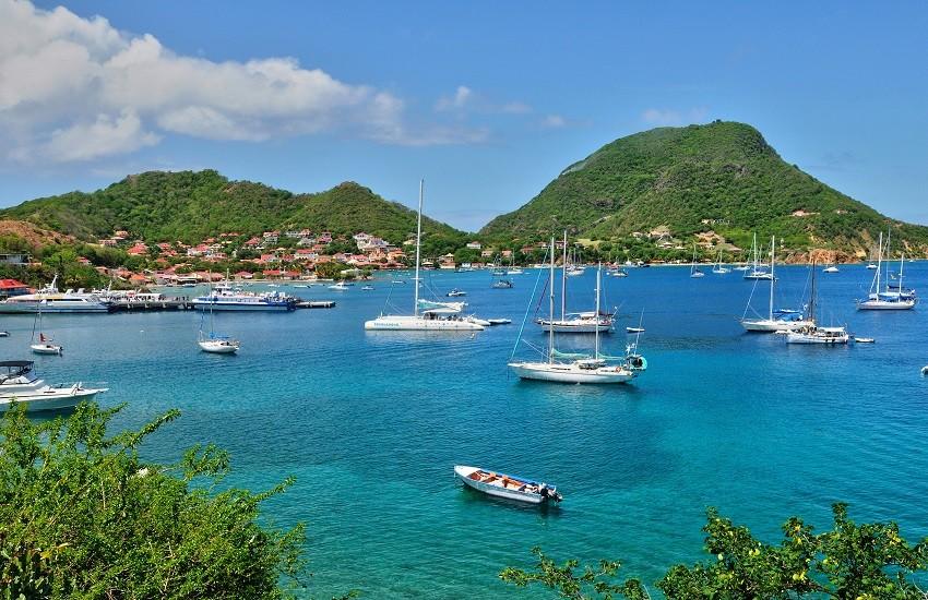 Guadeloupe Les Saintes Harbour