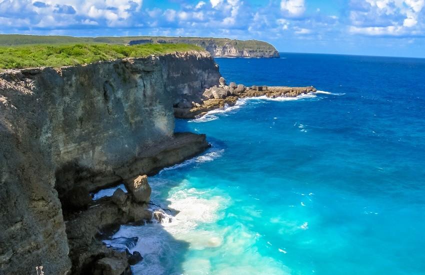 Guadeloupe Pointe de la Grande Vigie