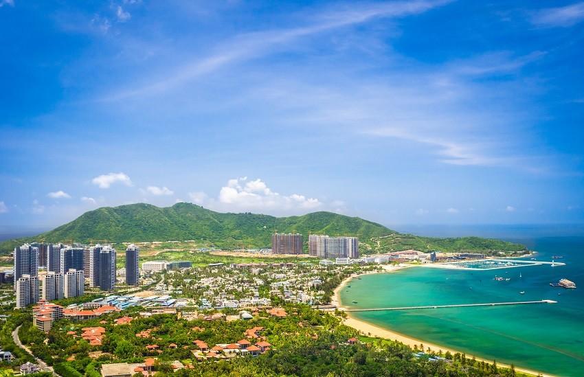 Hainan Island Beach